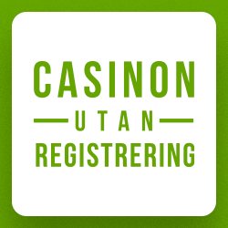 Casinon utan registrering casino