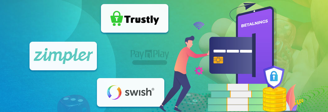 Pay N Play casinon betalningsmetoder