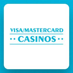 Casinon med Visa & Mastercard casino